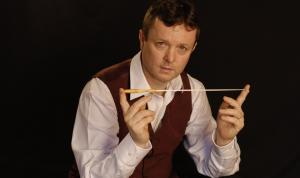 Peter Fender, conductor